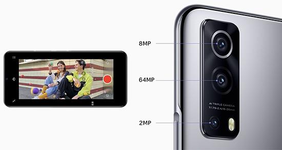 iQOO Z3 ra mắt với Snapdragon 768G, màn hình 120Hz và sạc nhanh 55W - Ảnh 3.