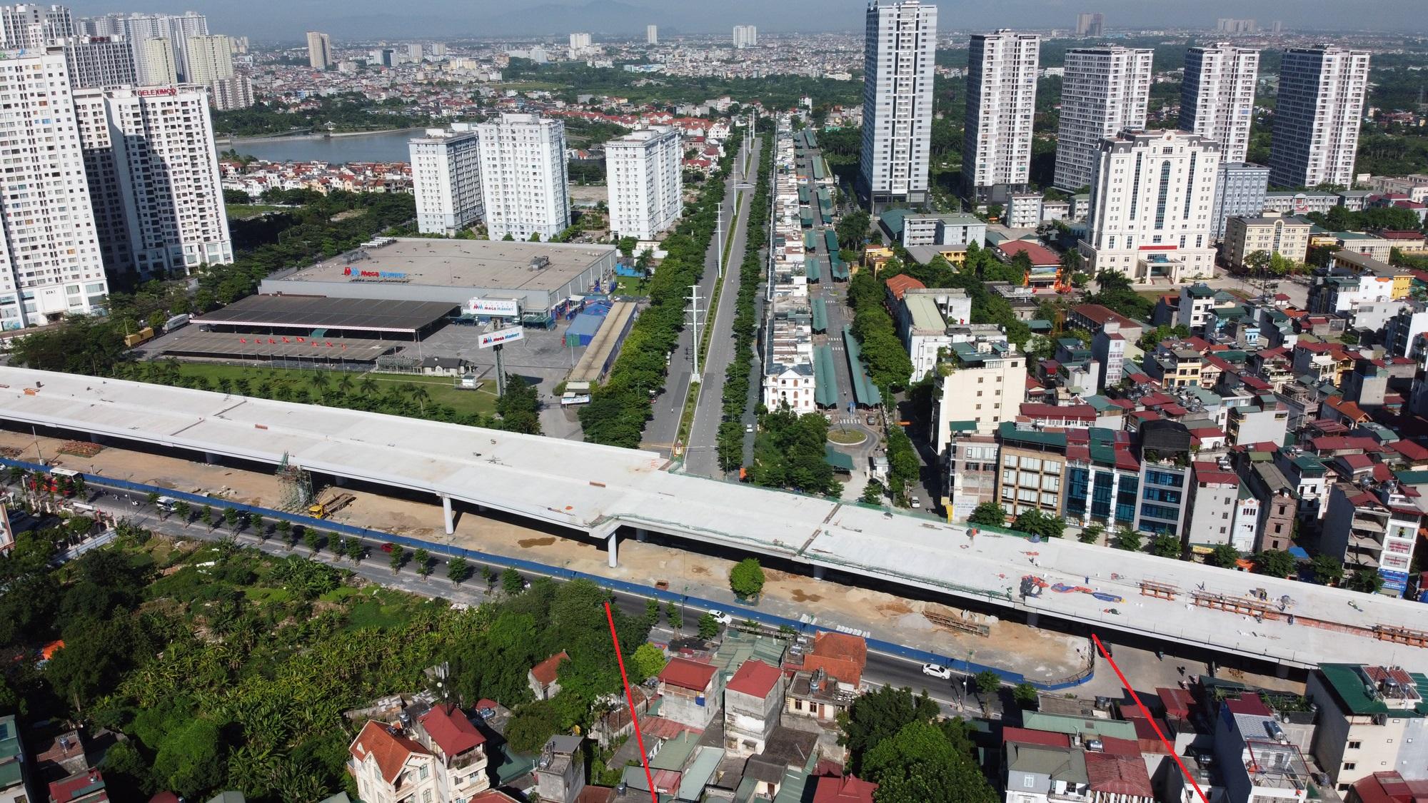 Kế hoạch sử dụng đất phường Cổ Nhuế 1, Bắc Từ Liêm, Hà Nội năm 2021 - Ảnh 1.