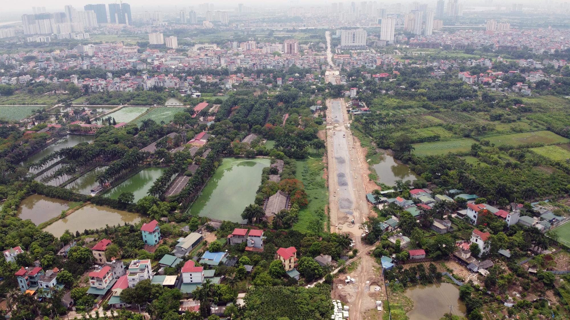 Kế hoạch sử dụng đất phường Cổ Nhuế 2, Bắc Từ Liêm, Hà Nội năm 2021 - Ảnh 1.