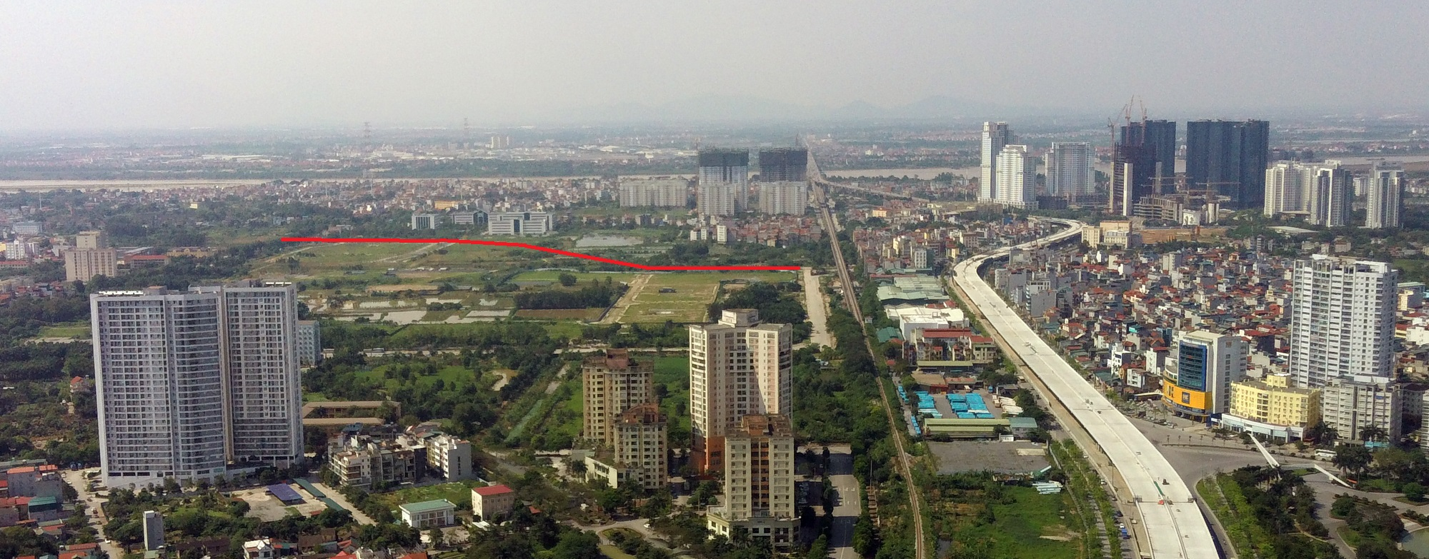 Kế hoạch sử dụng đất phường Xuân Đỉnh, Bắc Từ Liêm, Hà Nội năm 2021 - Ảnh 1.