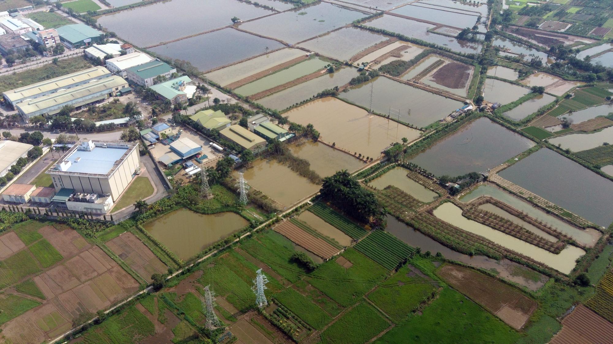 Kế hoạch sử dụng đất phường Liên Mạc, Bắc Từ Liêm, Hà Nội năm 2021 - Ảnh 1.
