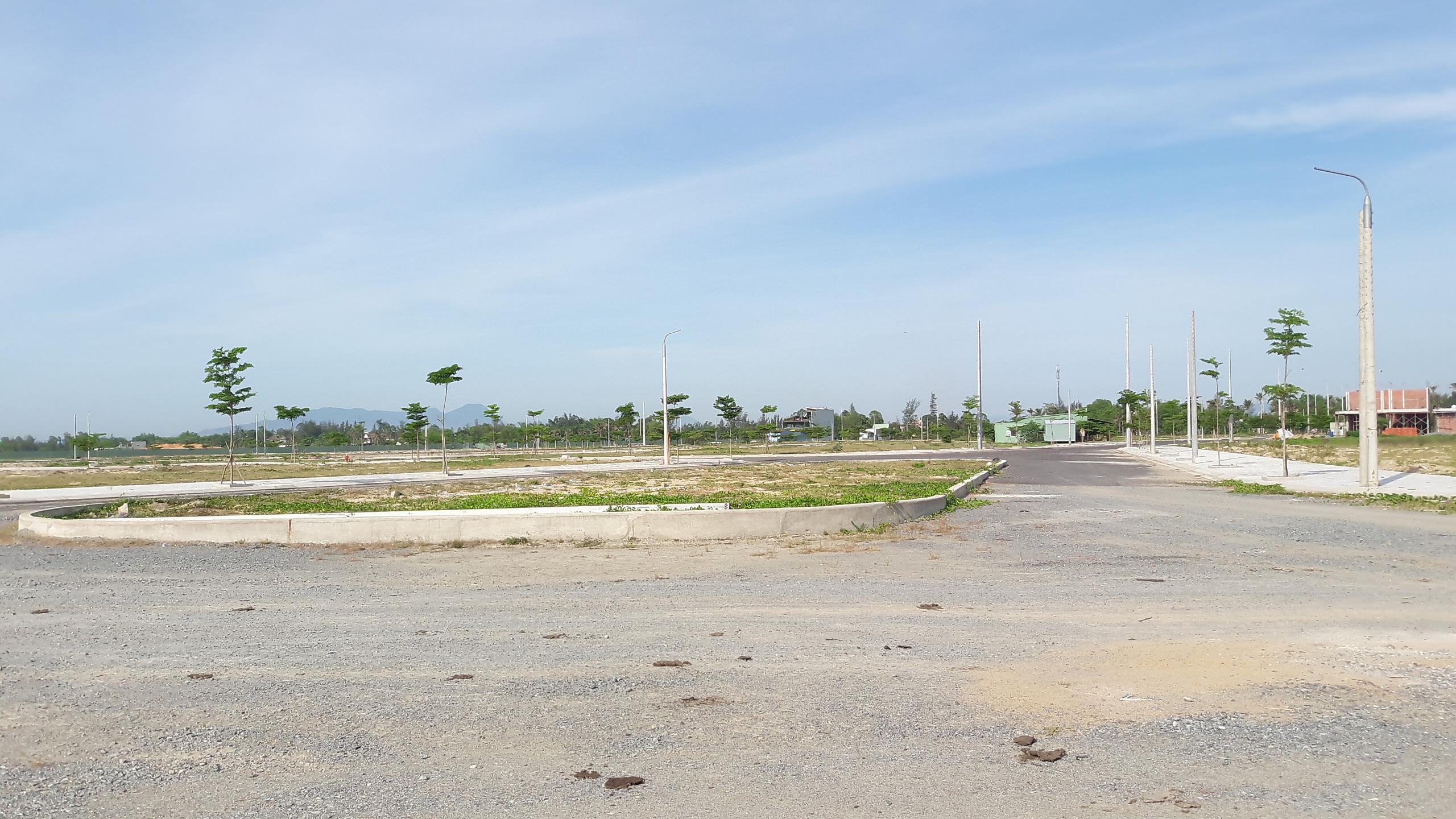 Nhà đầu tư quan tâm đất nền gần TP Hội An, mức giá từ 17 - 23 triệu đồng/m2 - Ảnh 1.