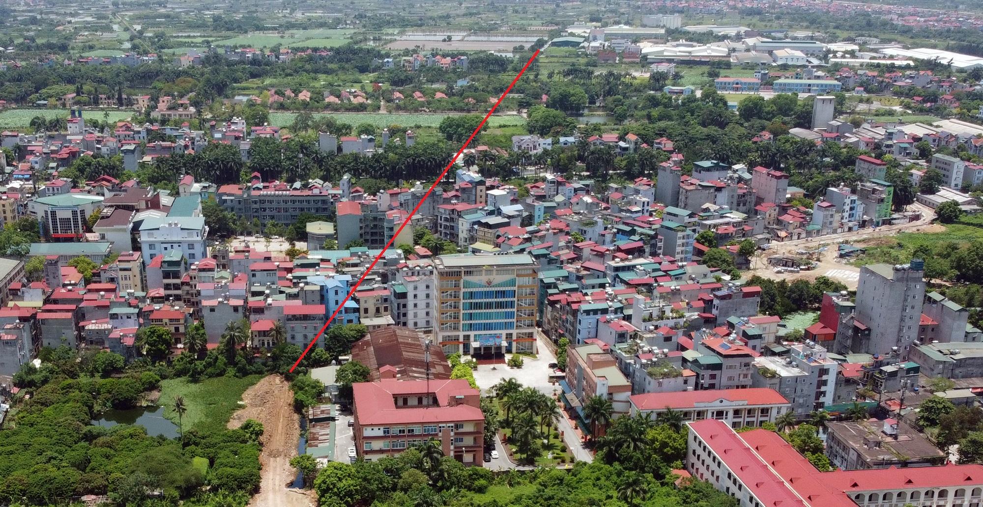 Kế hoạch sử dụng đất phường Thuỵ Phương, Bắc Từ Liêm, Hà Nội năm 2021 - Ảnh 1.