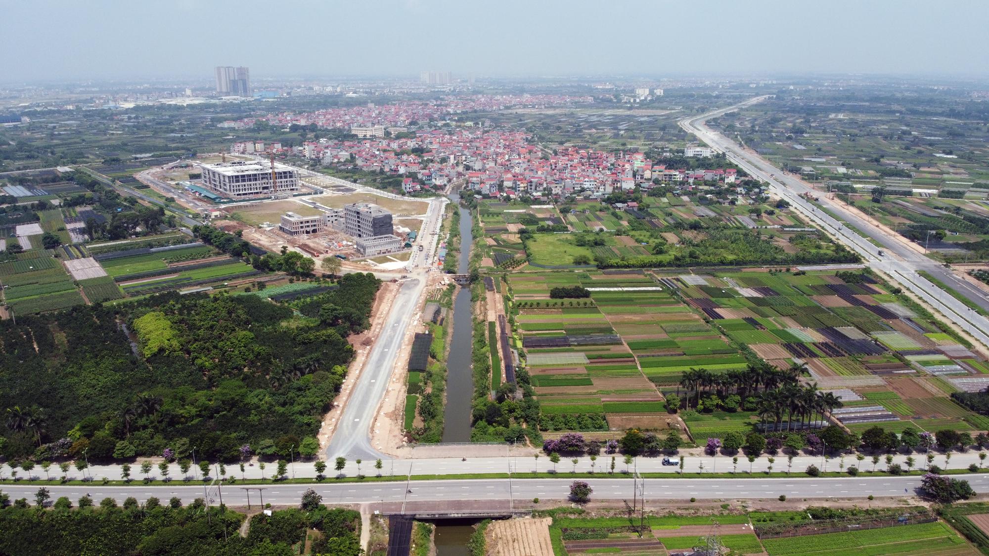 Kế hoạch sử dụng đất phường Minh Khai, Bắc Từ Liêm, Hà Nội năm 2021 - Ảnh 1.