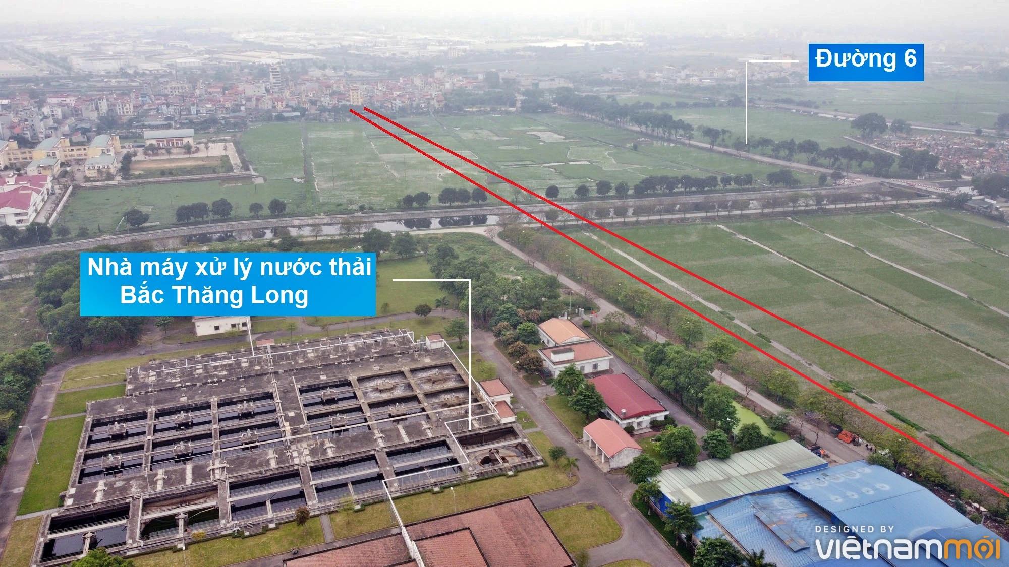 Đường sẽ mở theo quy hoạch ở xã Hải Bối, Đông Anh, Hà Nội (phần 3) - Ảnh 5.