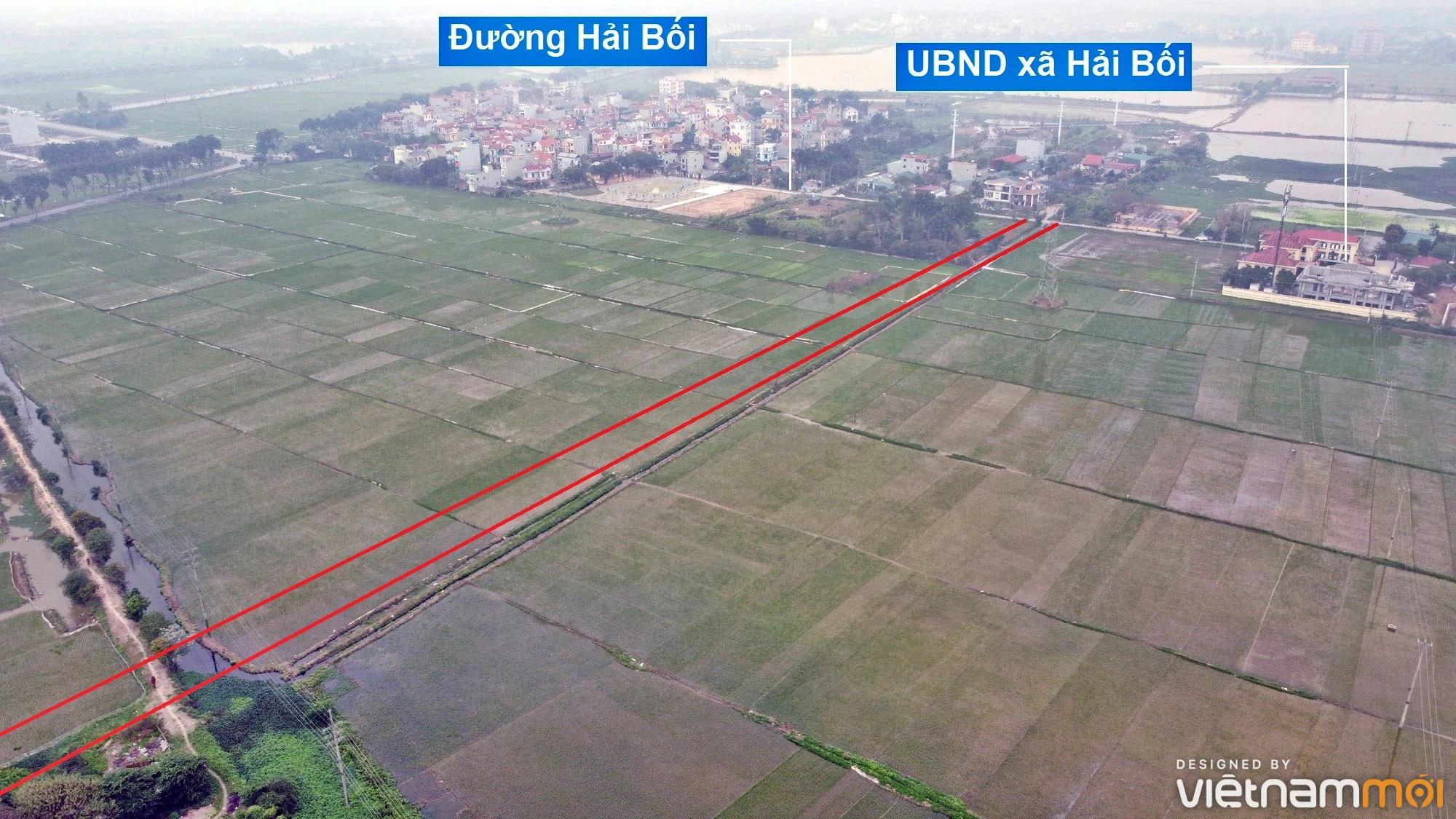 Đường sẽ mở theo quy hoạch ở xã Hải Bối, Đông Anh, Hà Nội (phần 3) - Ảnh 6.