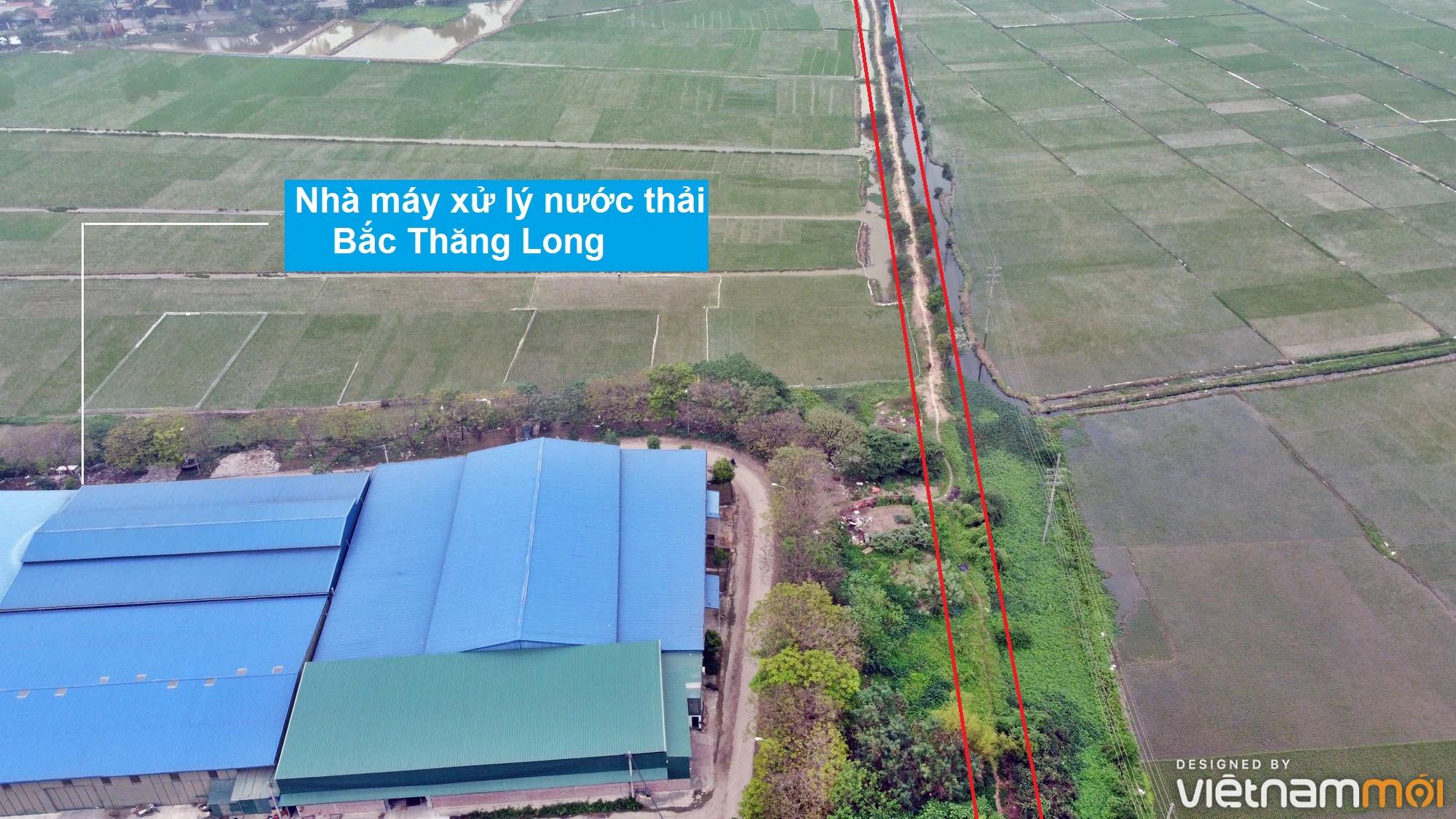 Đường sẽ mở theo quy hoạch ở xã Hải Bối, Đông Anh, Hà Nội (phần 3) - Ảnh 9.