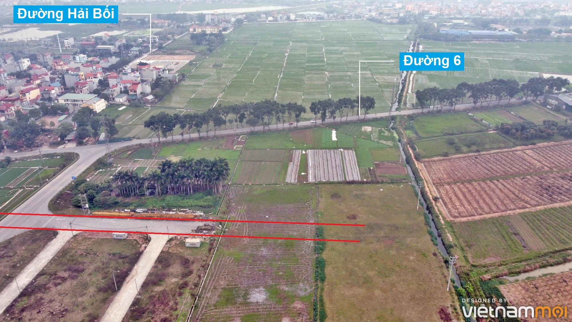 Đường sẽ mở theo quy hoạch ở xã Hải Bối, Đông Anh, Hà Nội (phần 3) - Ảnh 12.