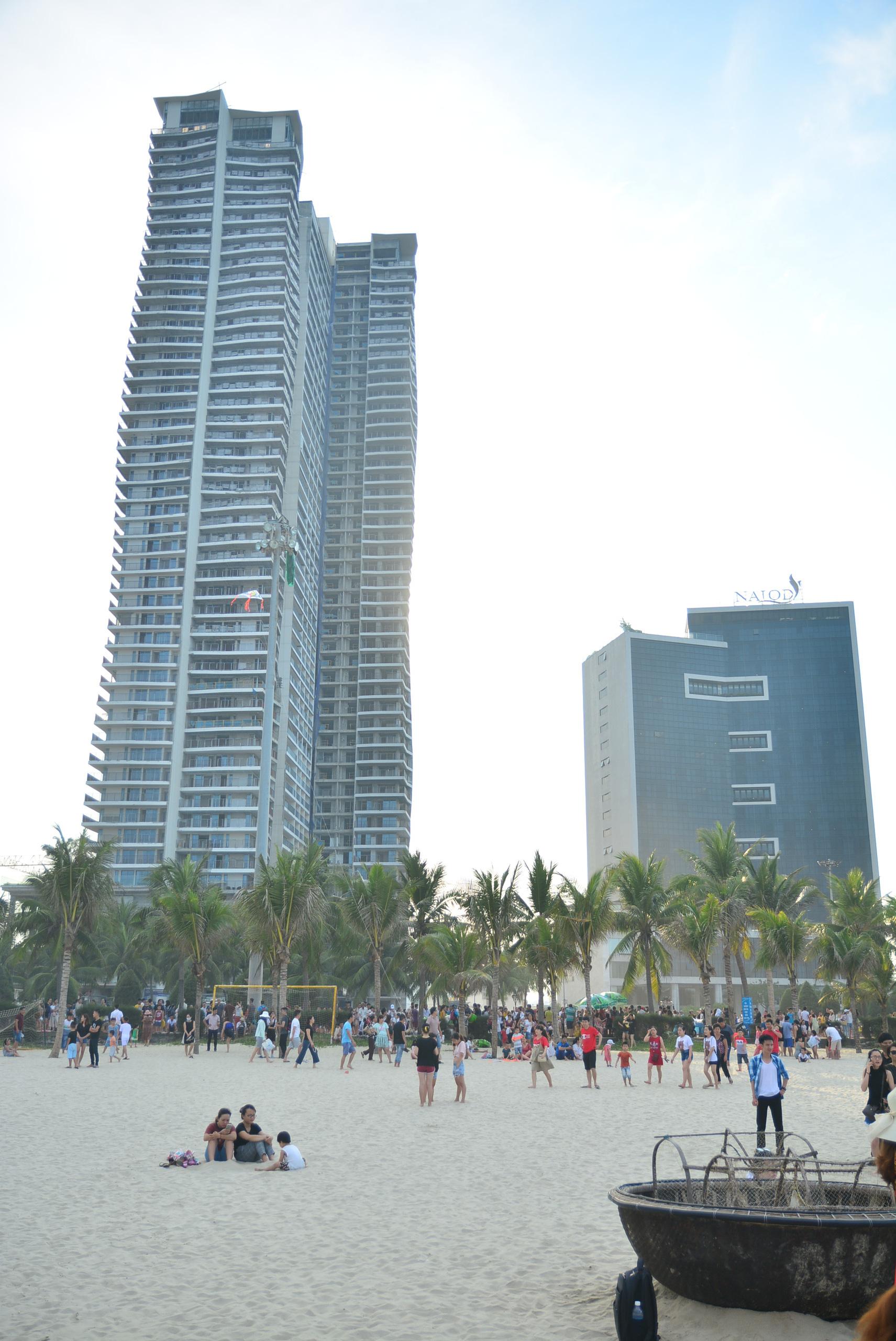 Quận ở Đà Nẵng được xây nhà cao tầng trung bình hơn 80 m - Ảnh 3.