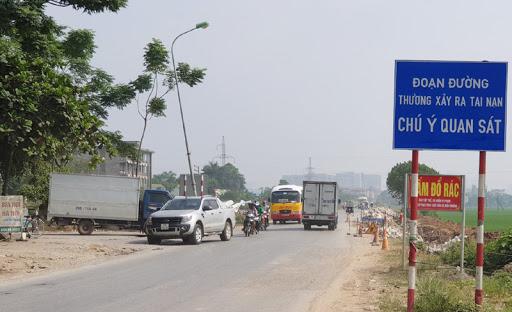 Hà Nội sẽ rót hơn nghìn tỷ để mở rộng quốc lộ 21B và làm đường khu vực chợ Xuân Đỉnh - Ảnh 1.