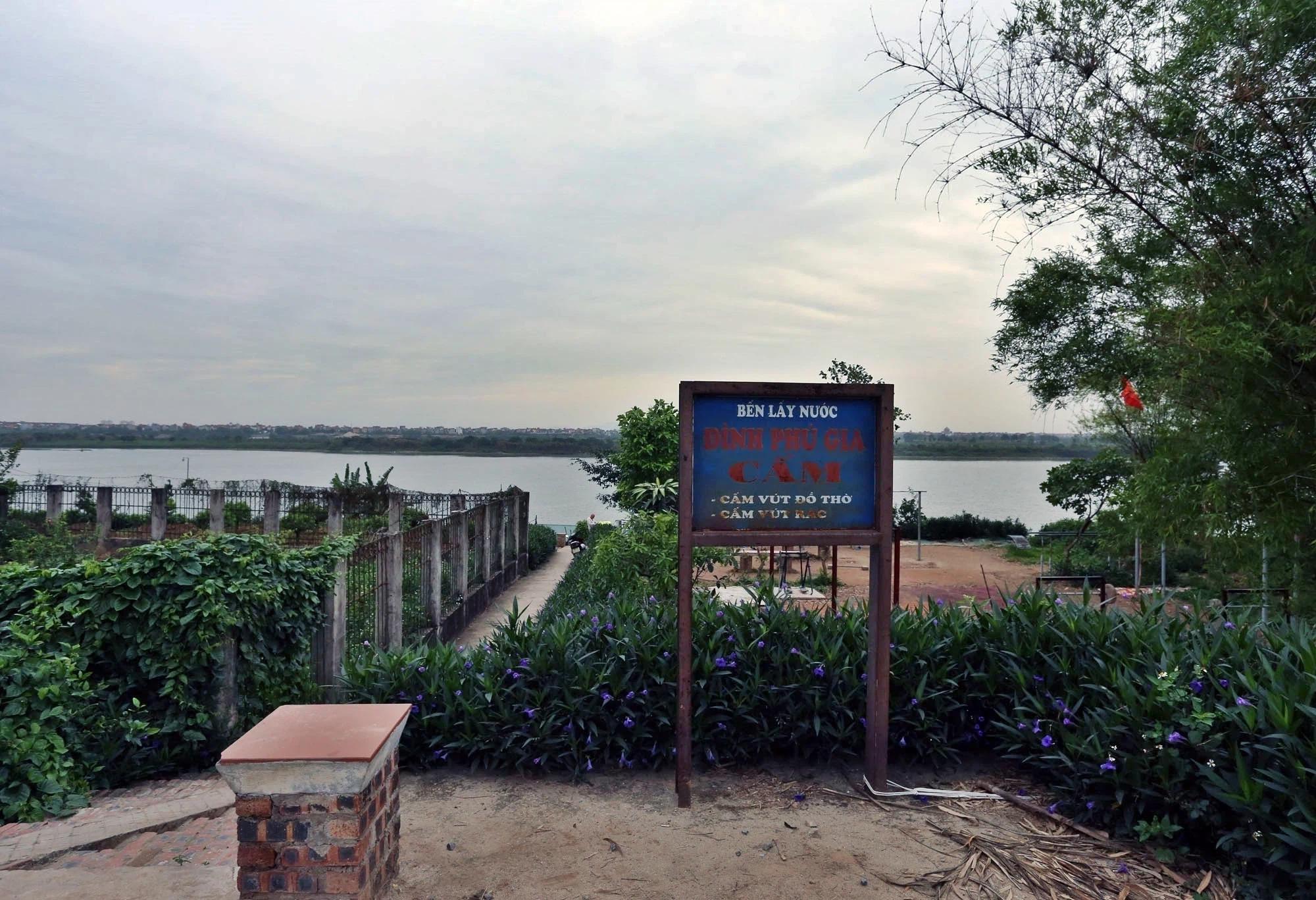 Toàn cảnh hiện trạng Phân khu đô thị sông Hồng trên địa bàn quận Tây Hồ - Ảnh 4.