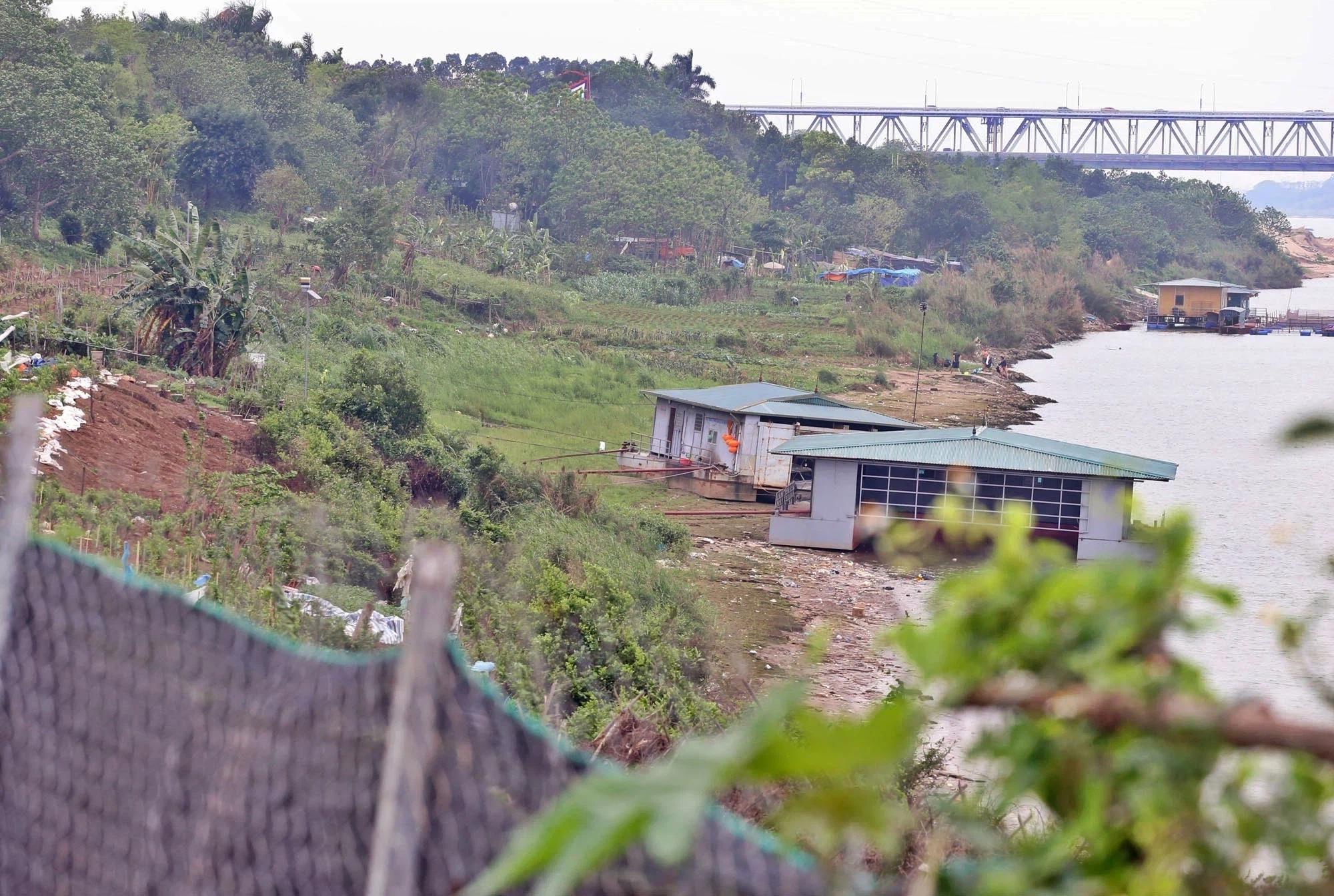 Toàn cảnh hiện trạng Phân khu đô thị sông Hồng trên địa bàn quận Tây Hồ - Ảnh 9.