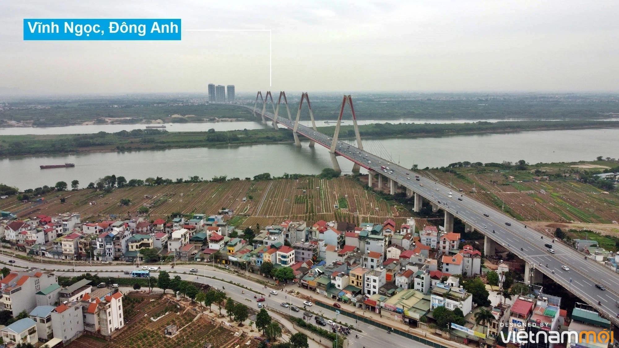 Toàn cảnh hiện trạng Phân khu đô thị sông Hồng trên địa bàn quận Tây Hồ - Ảnh 13.