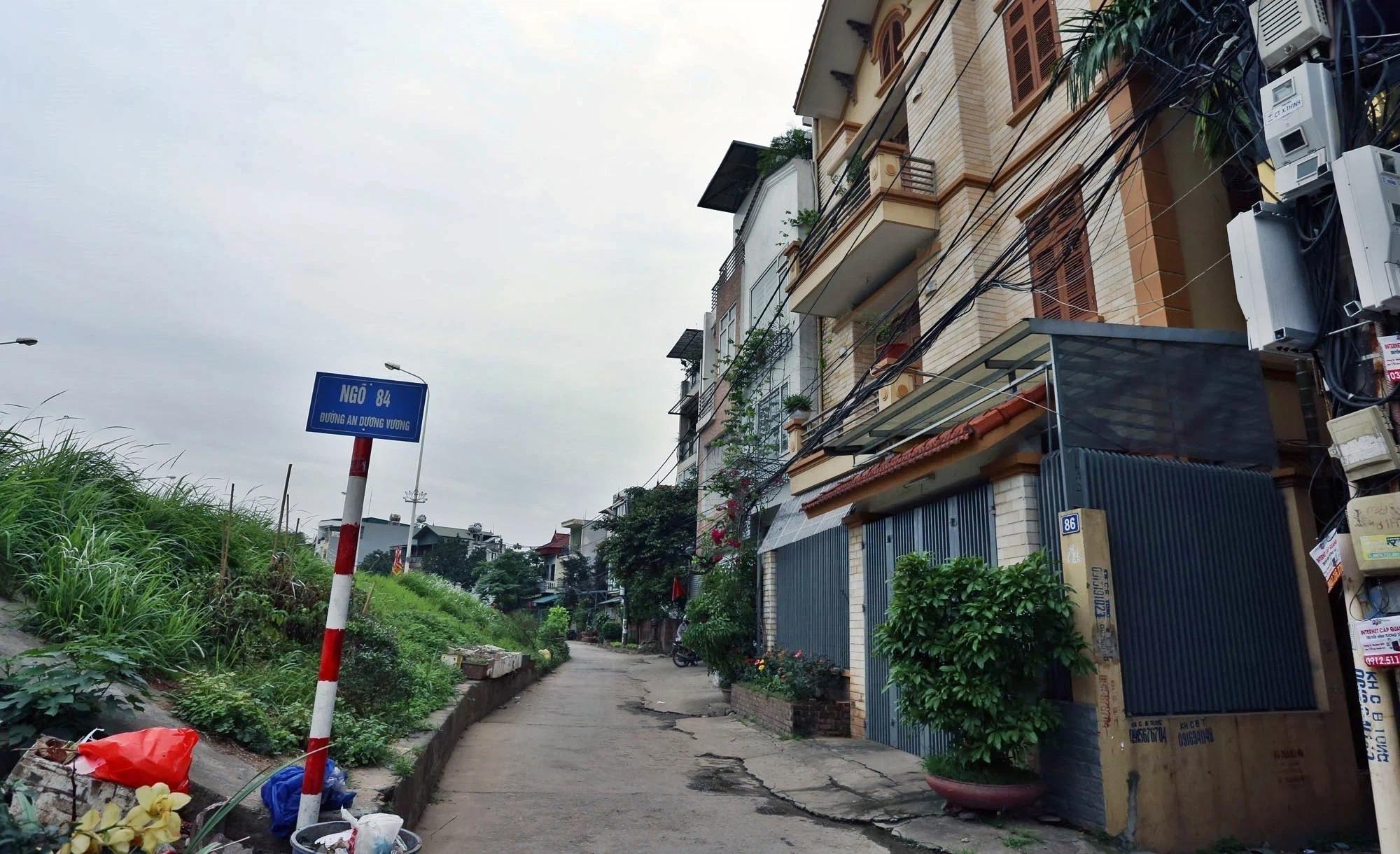 Toàn cảnh hiện trạng Phân khu đô thị sông Hồng trên địa bàn quận Tây Hồ - Ảnh 14.
