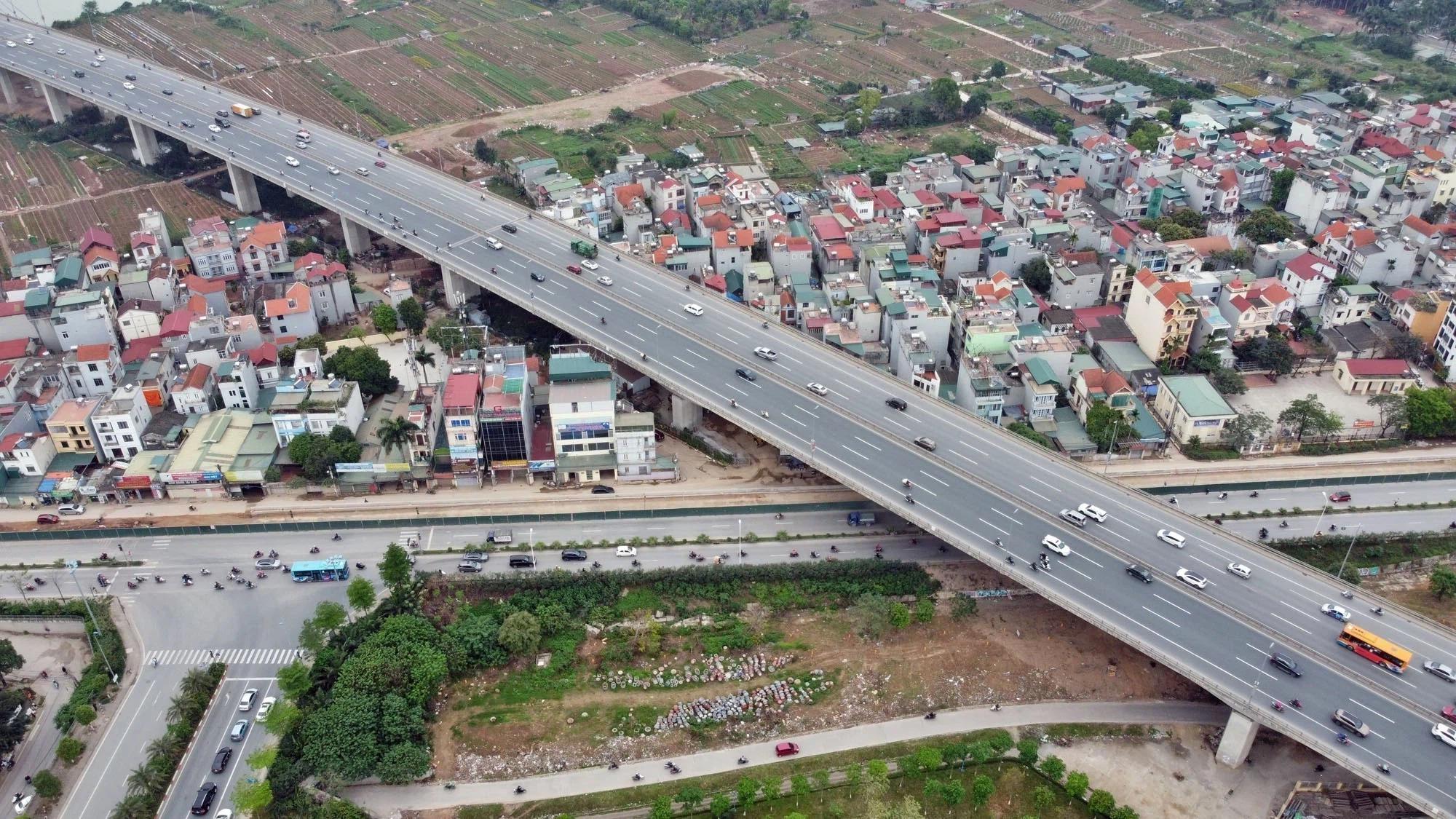 Toàn cảnh hiện trạng Phân khu đô thị sông Hồng trên địa bàn quận Tây Hồ - Ảnh 15.