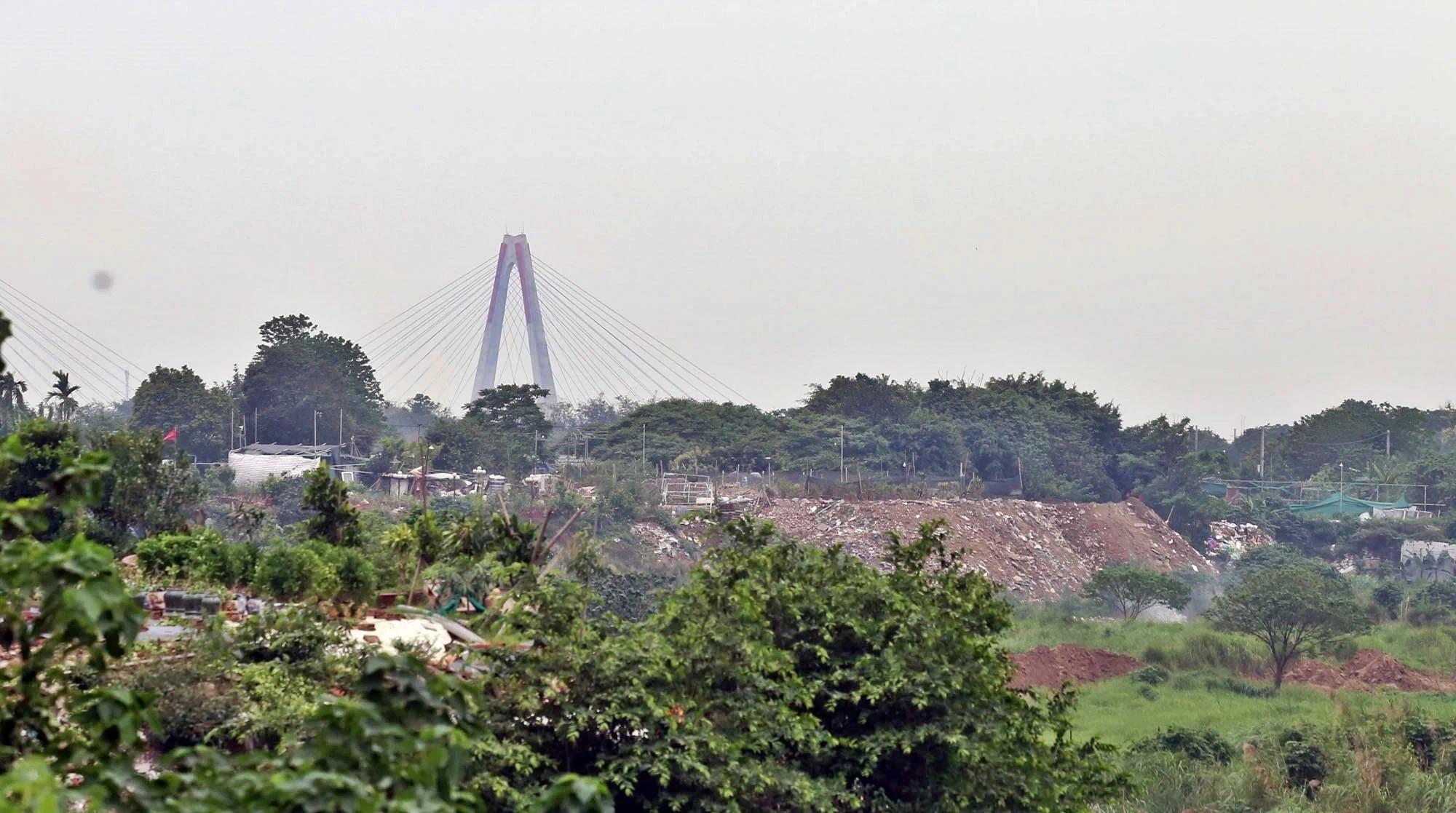 Toàn cảnh hiện trạng Phân khu đô thị sông Hồng trên địa bàn quận Tây Hồ - Ảnh 24.