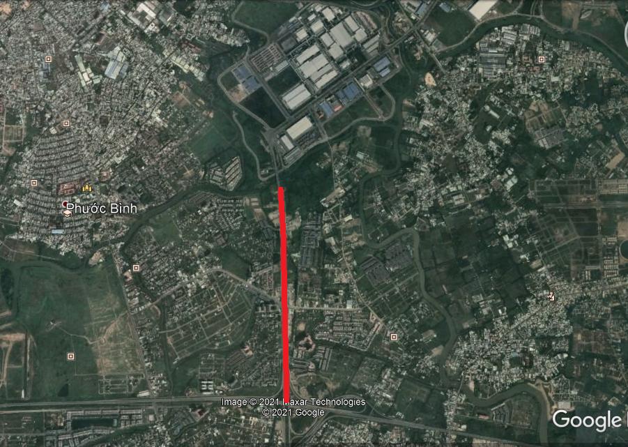 Vị trí sẽ mở Vành đai 2 TP HCM trong TP Thủ Đức (phần 4): Đoạn từ cầu Phú Hữu tới ĐCT TP HCM - Long Thành - Dầu Giây - Ảnh 3.