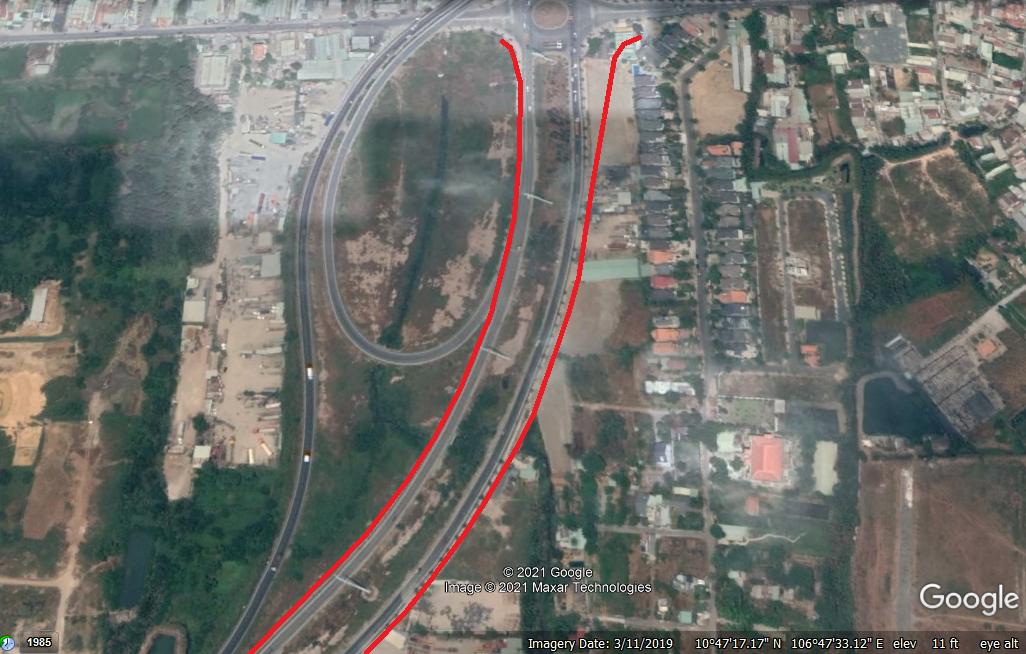 Vị trí sẽ mở Vành đai 2 qua TP Thủ Đức, TP HCM (phần 2): Đoạn từ đường Phạm Văn Đồng tới Quốc lộ 52 - Ảnh 3.