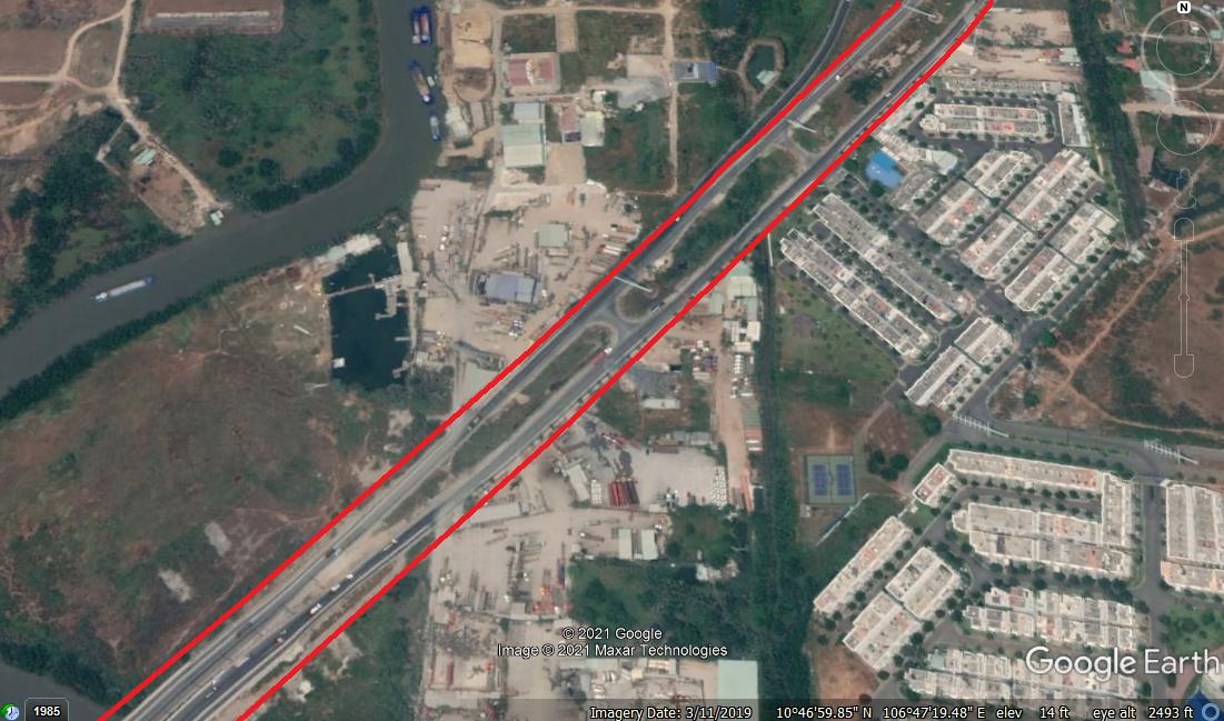 Vị trí sẽ mở Vành đai 2 qua TP Thủ Đức, TP HCM (phần 2): Đoạn từ đường Phạm Văn Đồng tới Quốc lộ 52 - Ảnh 4.