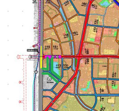 Đường sẽ mở ở phường Giáp Bát, Hoàng Mai, Hà Nội - Ảnh 1.