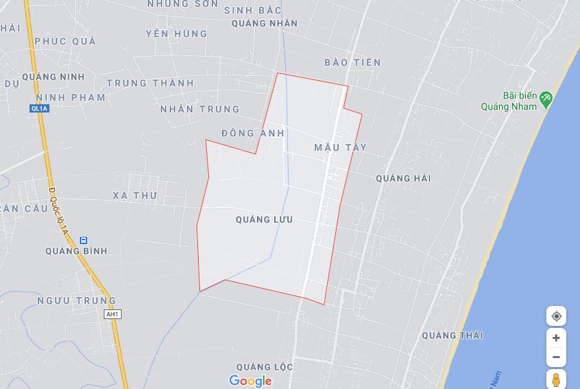 Đấu giá 126 lô đất tại Quảng Xương, Thanh Hóa, khởi điểm 4,8 triệu đồng/m2 - Ảnh 1.