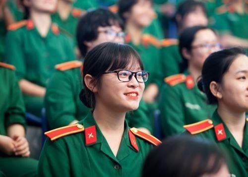 Những điều thí sinh cần biết khi thi vào trường quân đội năm 2021 - Ảnh 2.