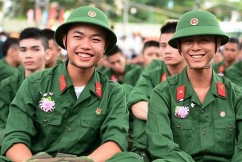 Những điều thí sinh cần biết khi thi vào trường quân đội năm 2021 - Ảnh 1.