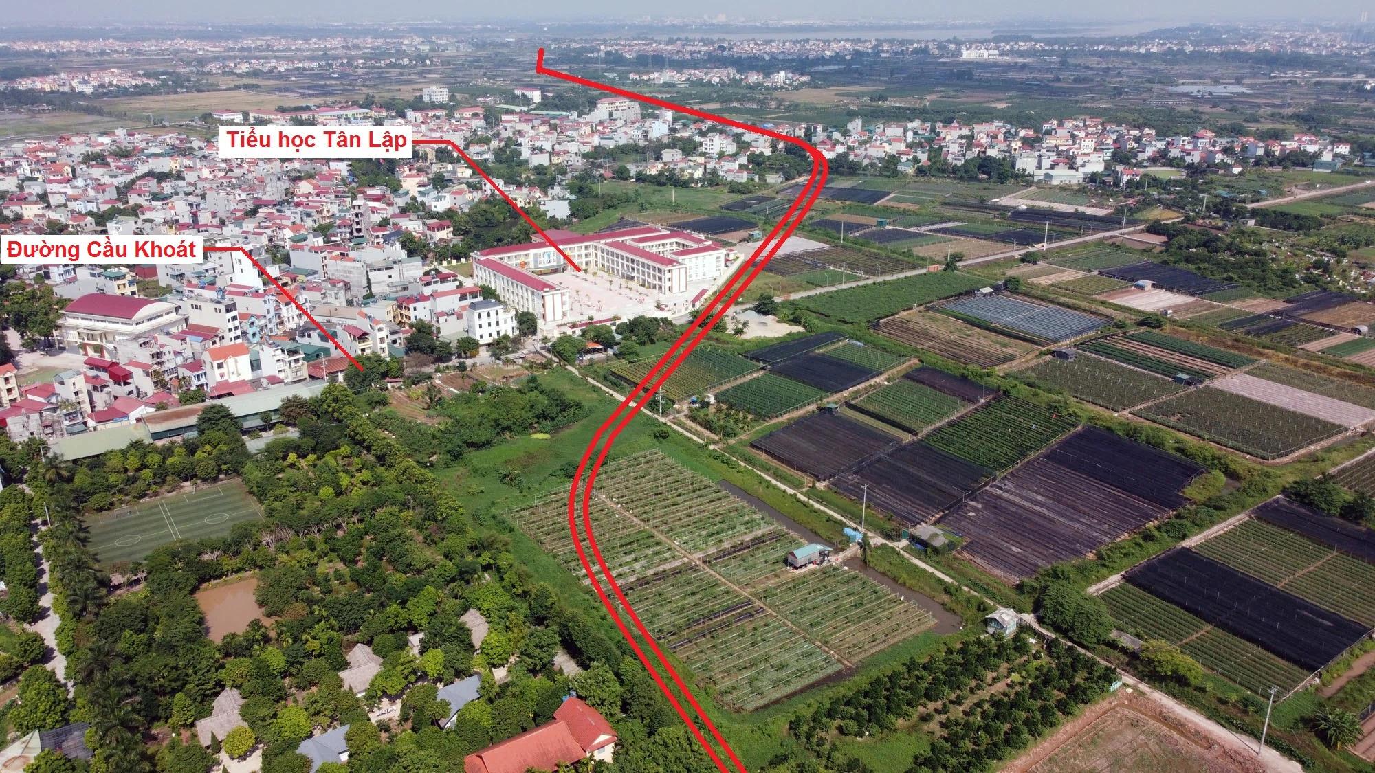 Huyện Đan Phượng sẽ thu hồi hơn 225 ha đất năm 2021, có nhiều dự án khu đô thị  - Ảnh 1.