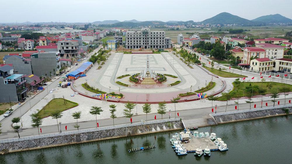 Bắc Giang chi 170 tỷ đồng xây dựng đường kết nối huyện Việt Yên tới TP Bắc Giang - Ảnh 1.
