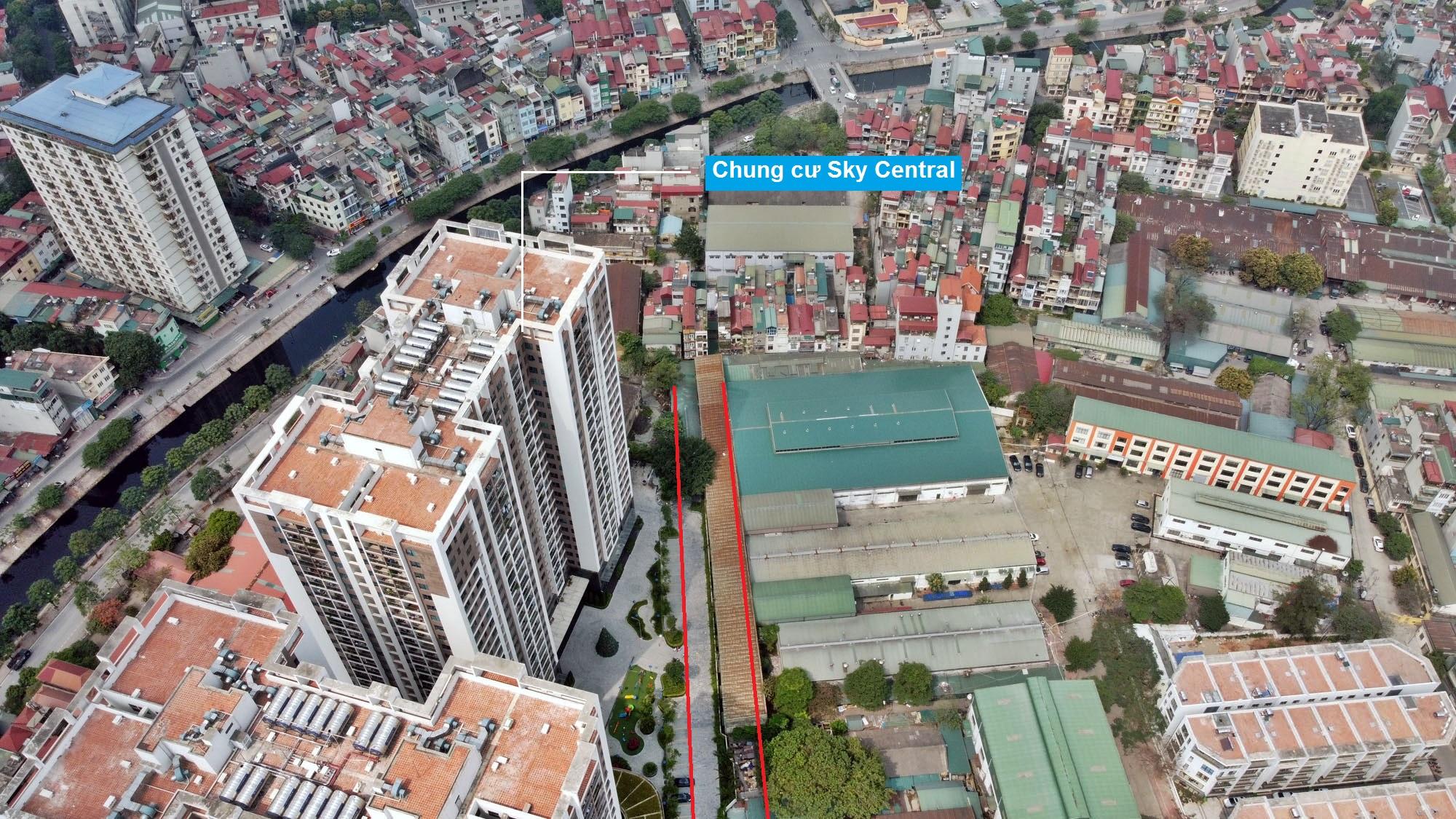 Đường sẽ mở theo quy hoạch ở phường Định Công, Hoàng Mai, Hà Nội (phần 3) - Ảnh 7.