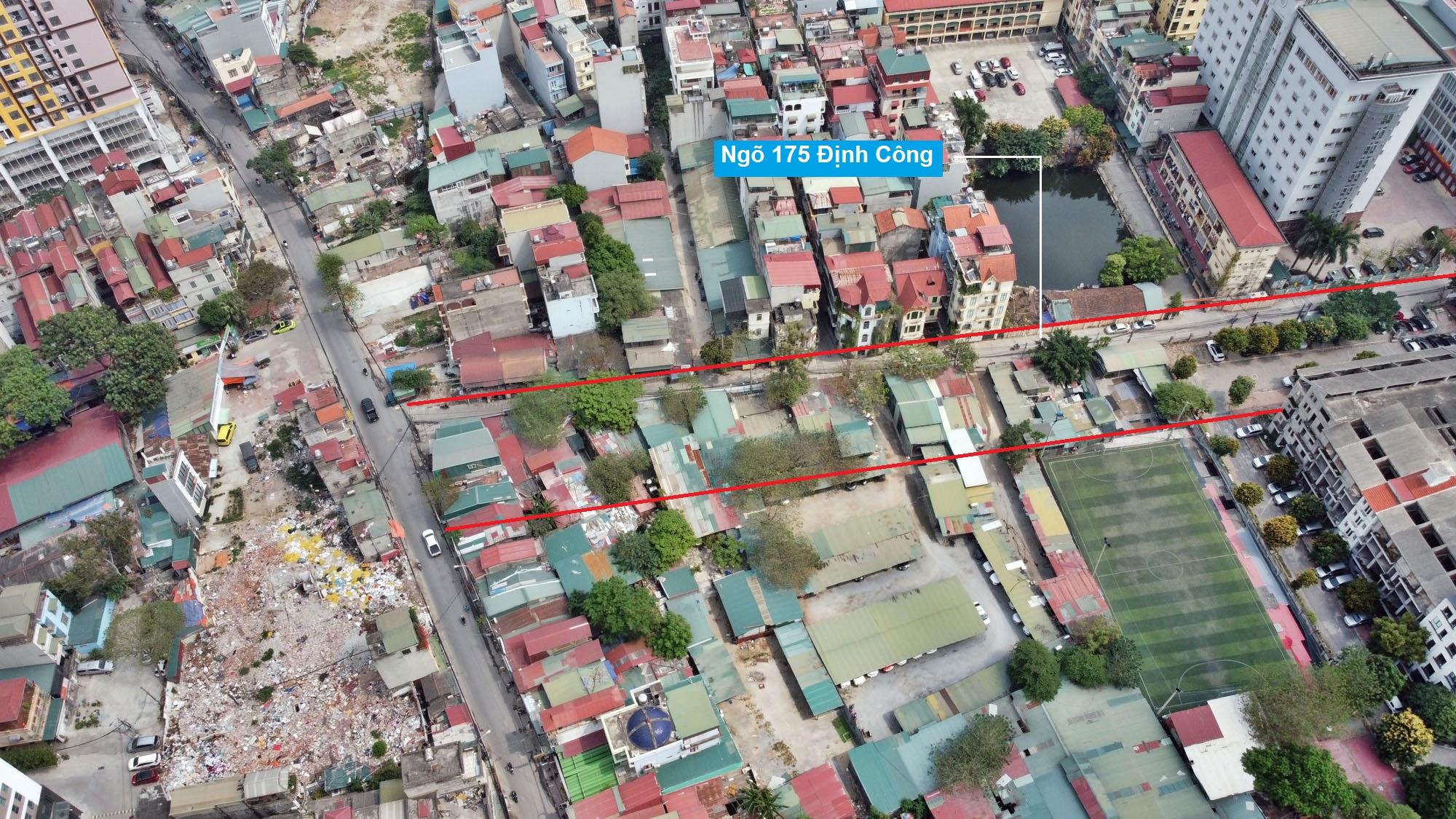 Đường sẽ mở theo quy hoạch ở phường Định Công, Hoàng Mai, Hà Nội (phần 3) - Ảnh 10.