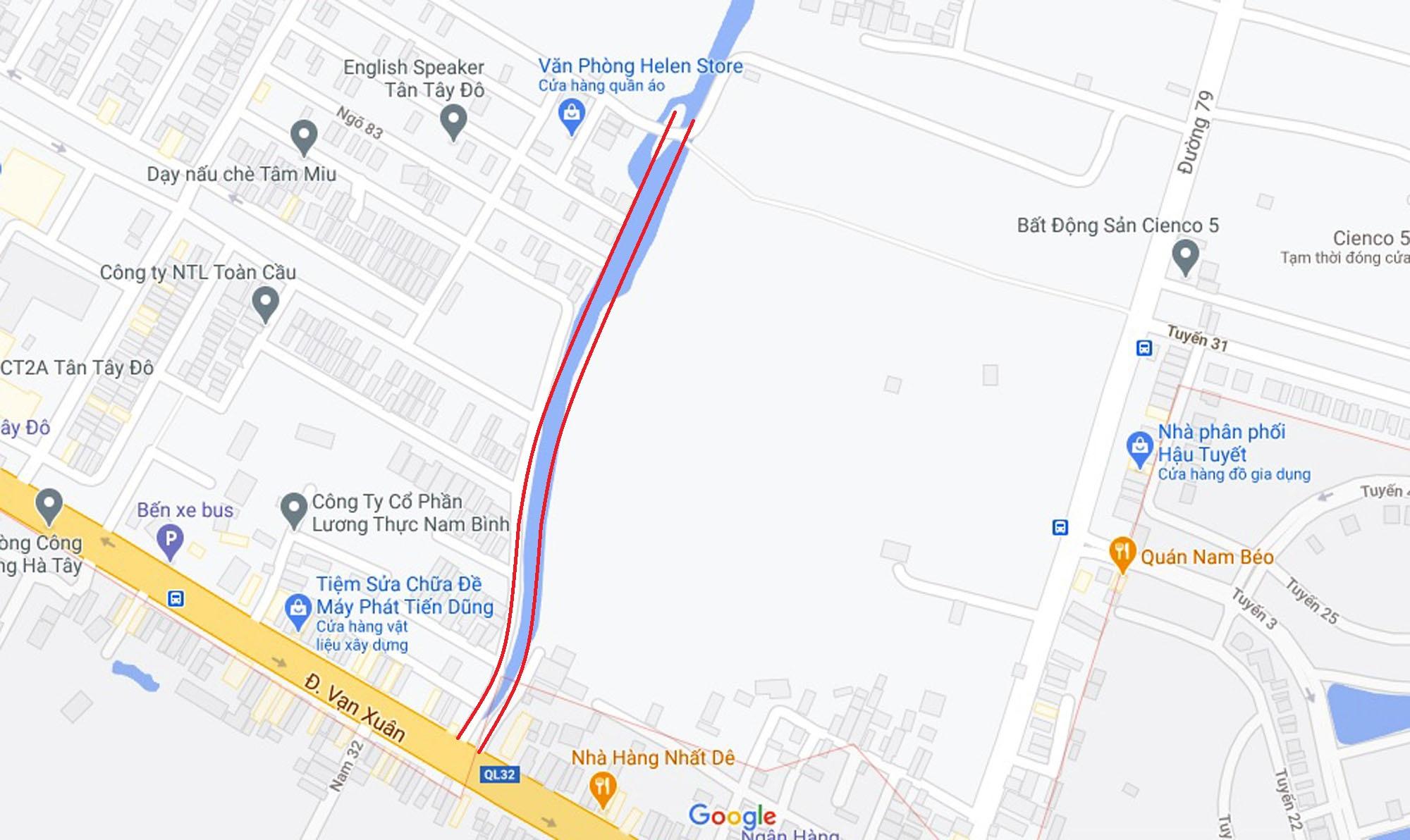 Đường sẽ mở theo quy hoạch ở xã Tân Lập, Đan Phượng, Hà Nội (phần 2) - Ảnh 10.