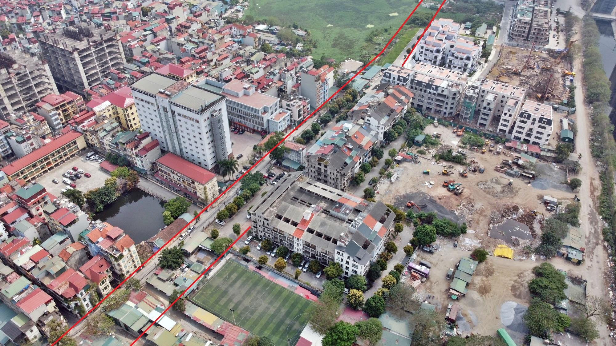Đường sẽ mở theo quy hoạch ở phường Định Công, Hoàng Mai, Hà Nội (phần 3) - Ảnh 11.