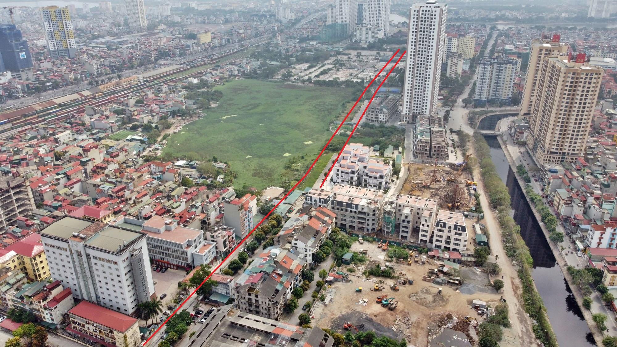 Đường sẽ mở theo quy hoạch ở phường Định Công, Hoàng Mai, Hà Nội (phần 3) - Ảnh 12.