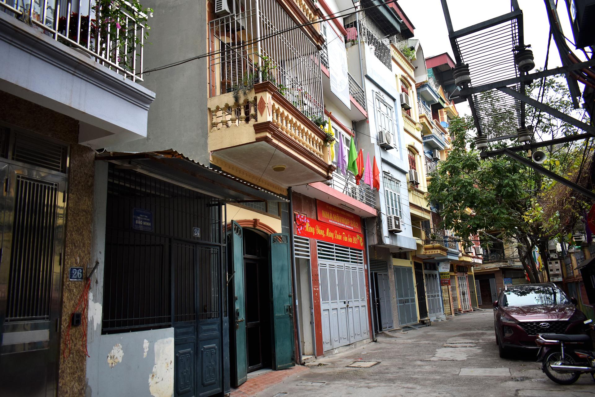 Hai khu đất dính quy hoạch ở phường Khương Mai, Thanh Xuân, Hà Nội - Ảnh 15.