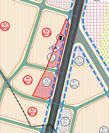 Hai khu đất dính quy hoạch ở phường Khương Mai, Thanh Xuân, Hà Nội - Ảnh 3.