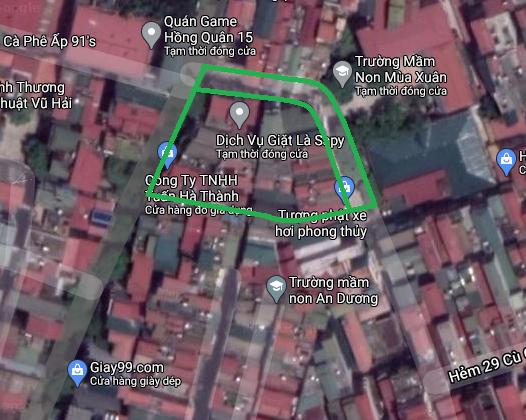 Hai khu đất dính quy hoạch ở phường Khương Mai, Thanh Xuân, Hà Nội - Ảnh 11.