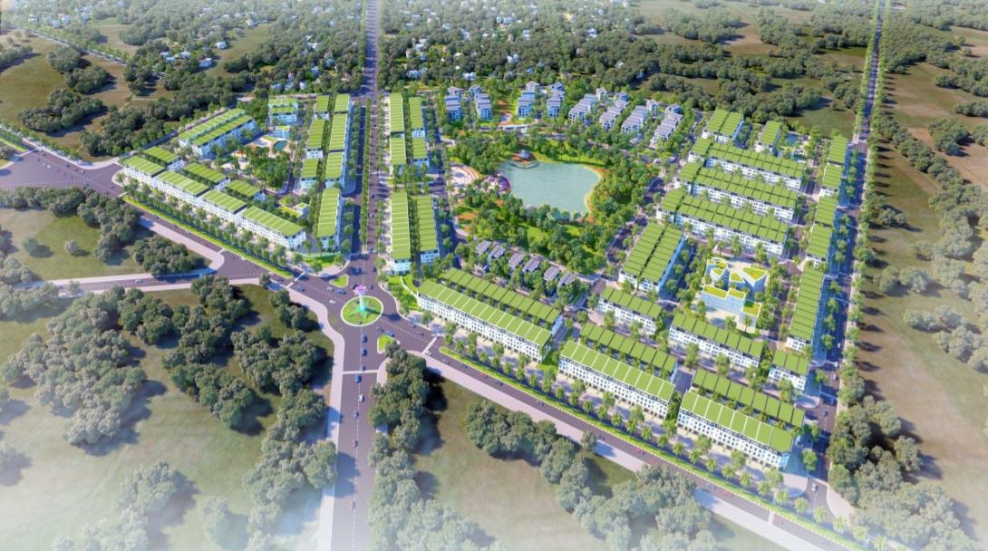 Hà Tĩnh duyệt quy hoạch khu đô thị Park City Xuân An - Ảnh 1.