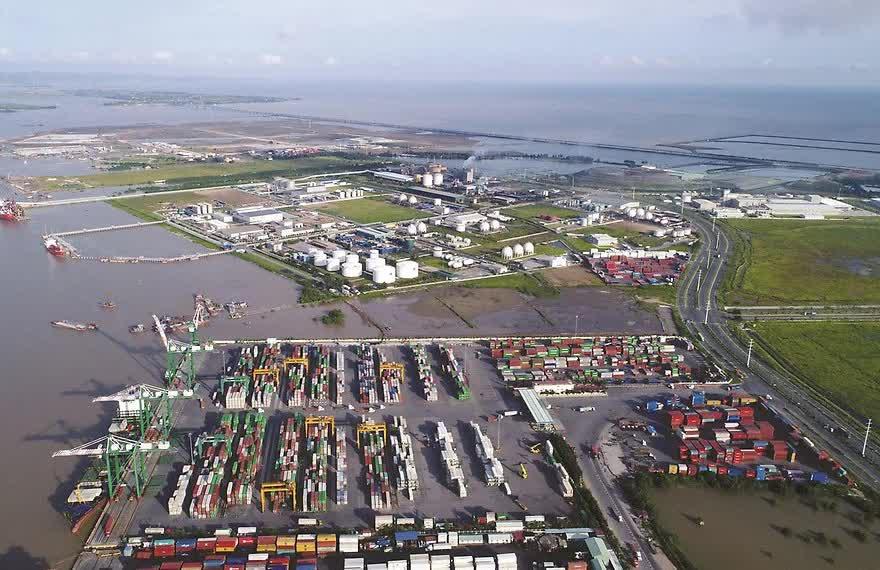 Điều chuyển gần 700 ha đất từ khu kinh tế Đình Vũ - Cát Hải sang phát triển đô thị - Ảnh 1.