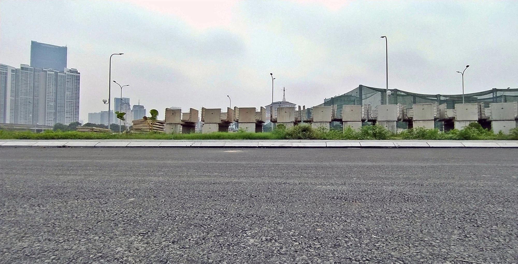 Toàn cảnh đường nối Lê Đức Thọ - Phạm Hùng đang mở theo quy hoạch ở Hà Nội - Ảnh 5.
