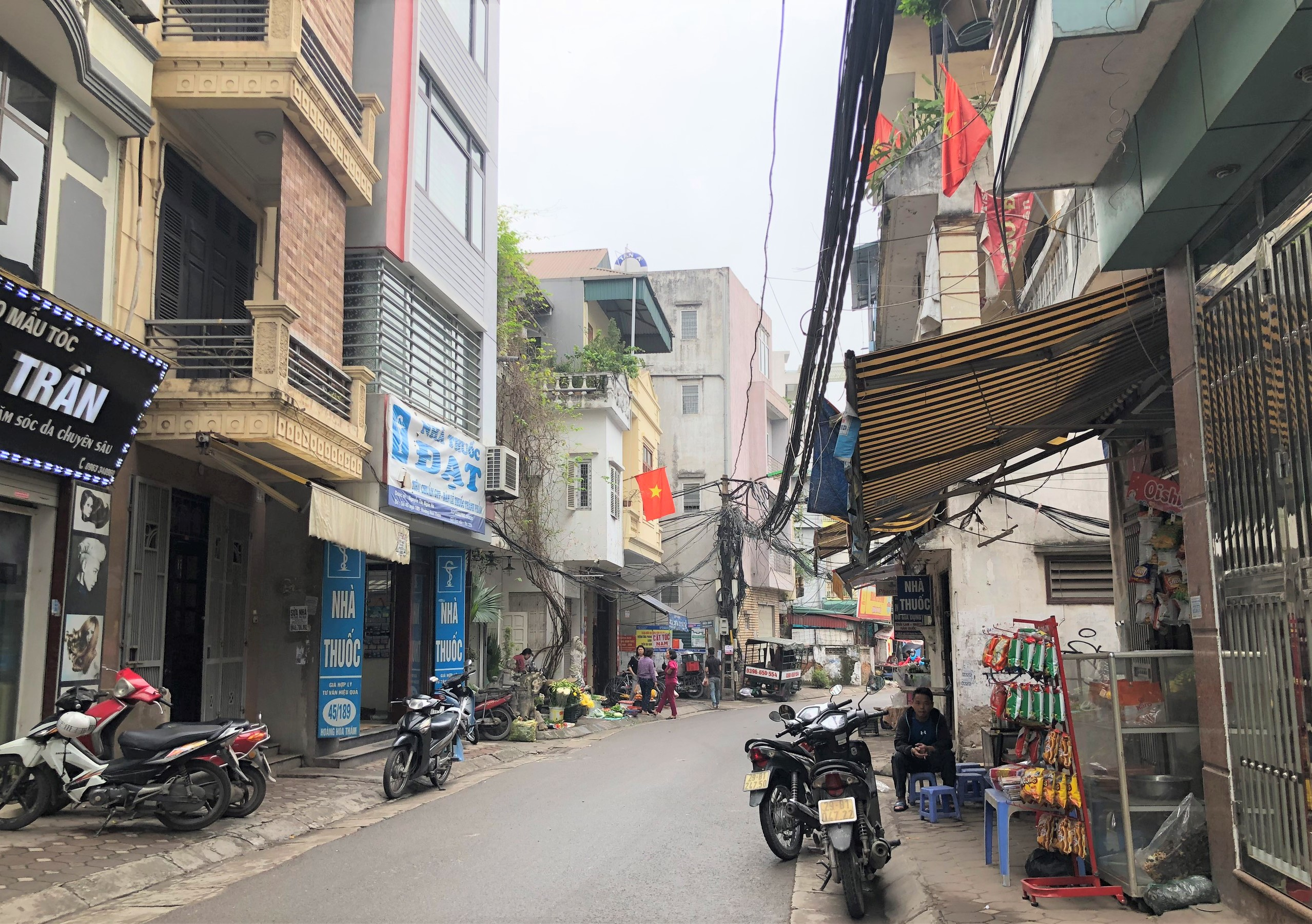 Đường sắp mở theo quy hoạch ở phường Liễu Giai, Ba Đình, Hà Nội (phần 3): Hai đường nối từ Văn Cao đến đường Vạn Phúc - Hoàng Hoa Thám  - Ảnh 9.
