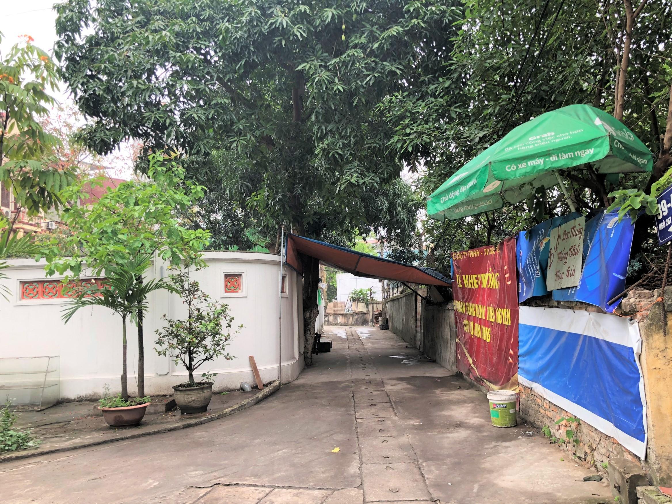 Đường sắp mở theo quy hoạch ở phường Liễu Giai, Ba Đình, Hà Nội (phần 3): Hai đường nối từ Văn Cao đến đường Vạn Phúc - Hoàng Hoa Thám  - Ảnh 7.