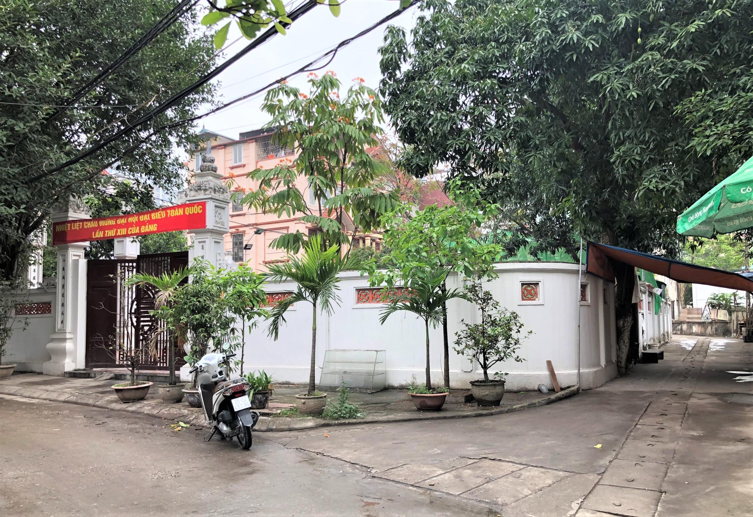 Đường sắp mở theo quy hoạch ở phường Liễu Giai, Ba Đình, Hà Nội (phần 3): Hai đường nối từ Văn Cao đến đường Vạn Phúc - Hoàng Hoa Thám  - Ảnh 6.