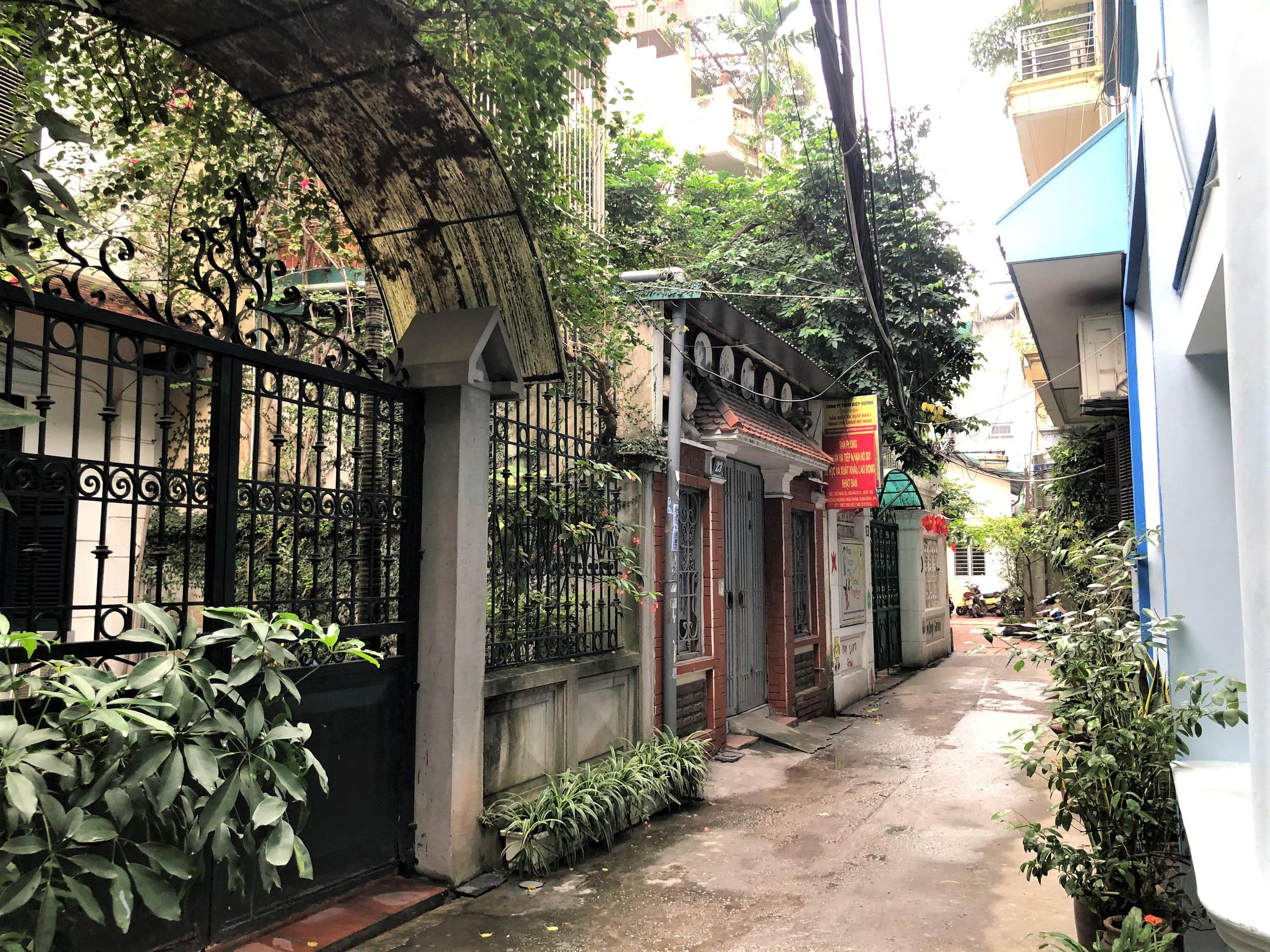Đường sắp mở theo quy hoạch ở phường Liễu Giai, Ba Đình, Hà Nội (phần 3): Hai đường nối từ Văn Cao đến đường Vạn Phúc - Hoàng Hoa Thám  - Ảnh 10.