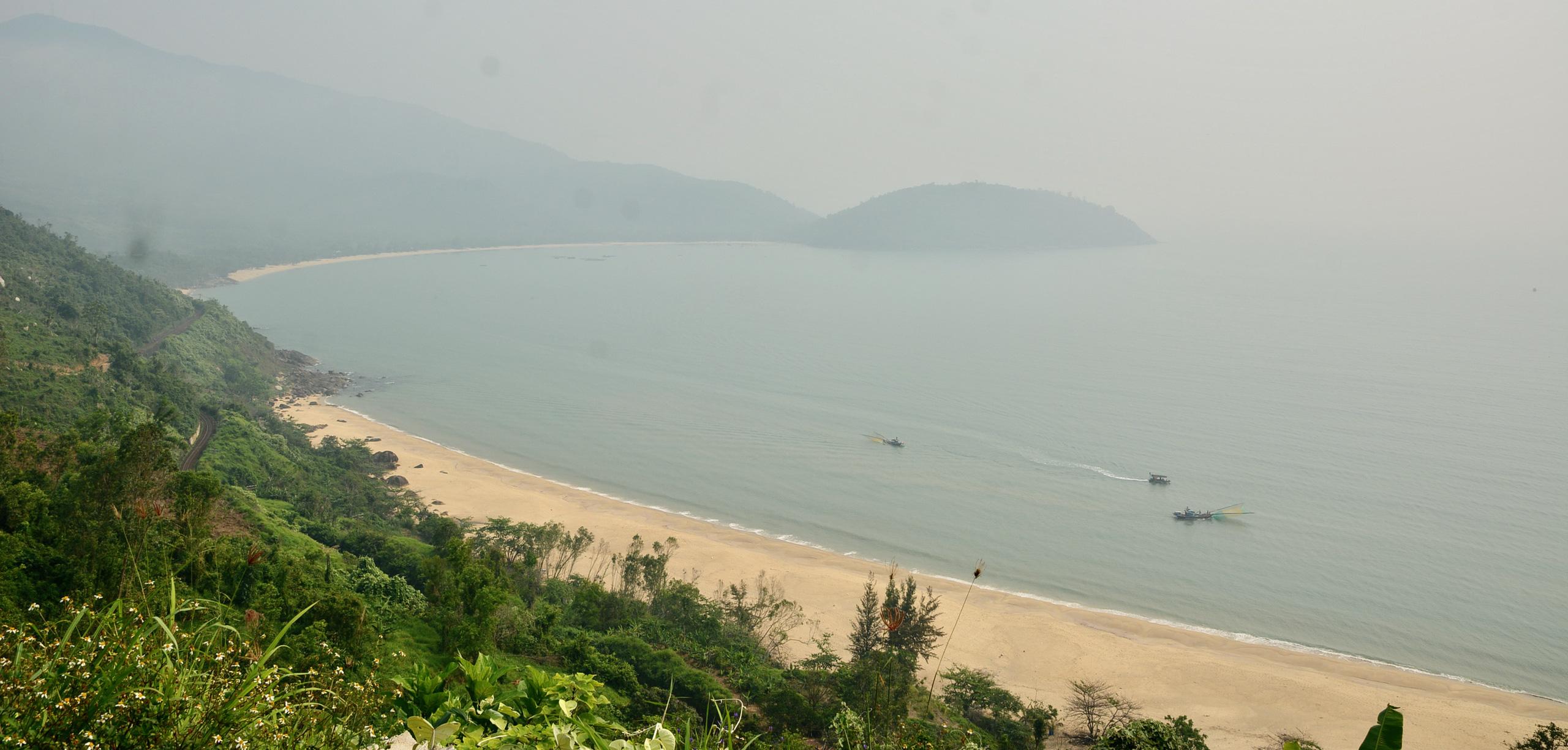 Toàn cảnh khu vực khoảng 1.000 ha ở phường Hòa Hiệp Bắc, quận Liên Chiểu, TP Đà Nẵng triển khai dự án Làng Vân vốn đầu tư lớn nhất TP Đà Nẵng.