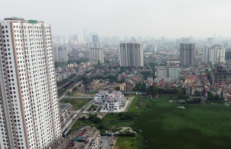 Kế hoạch sử dụng đất phường Giáp Bát, Hoàng Mai, Hà Nội năm 2021 - Ảnh 1.
