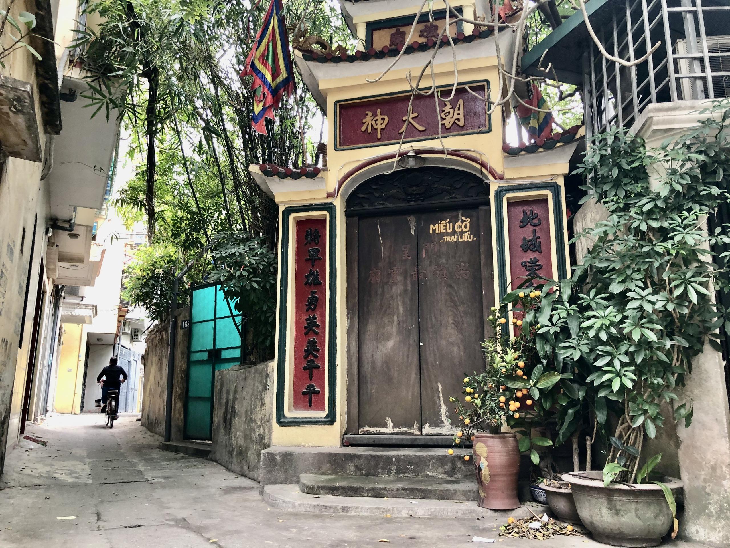 Đường sắp mở theo quy hoạch ở phường Liễu Giai, Ba Đình, Hà Nội (phần 3): Hai đường nối từ Văn Cao đến ngõ 279 Đội Cấn kéo dài - Ảnh 13.