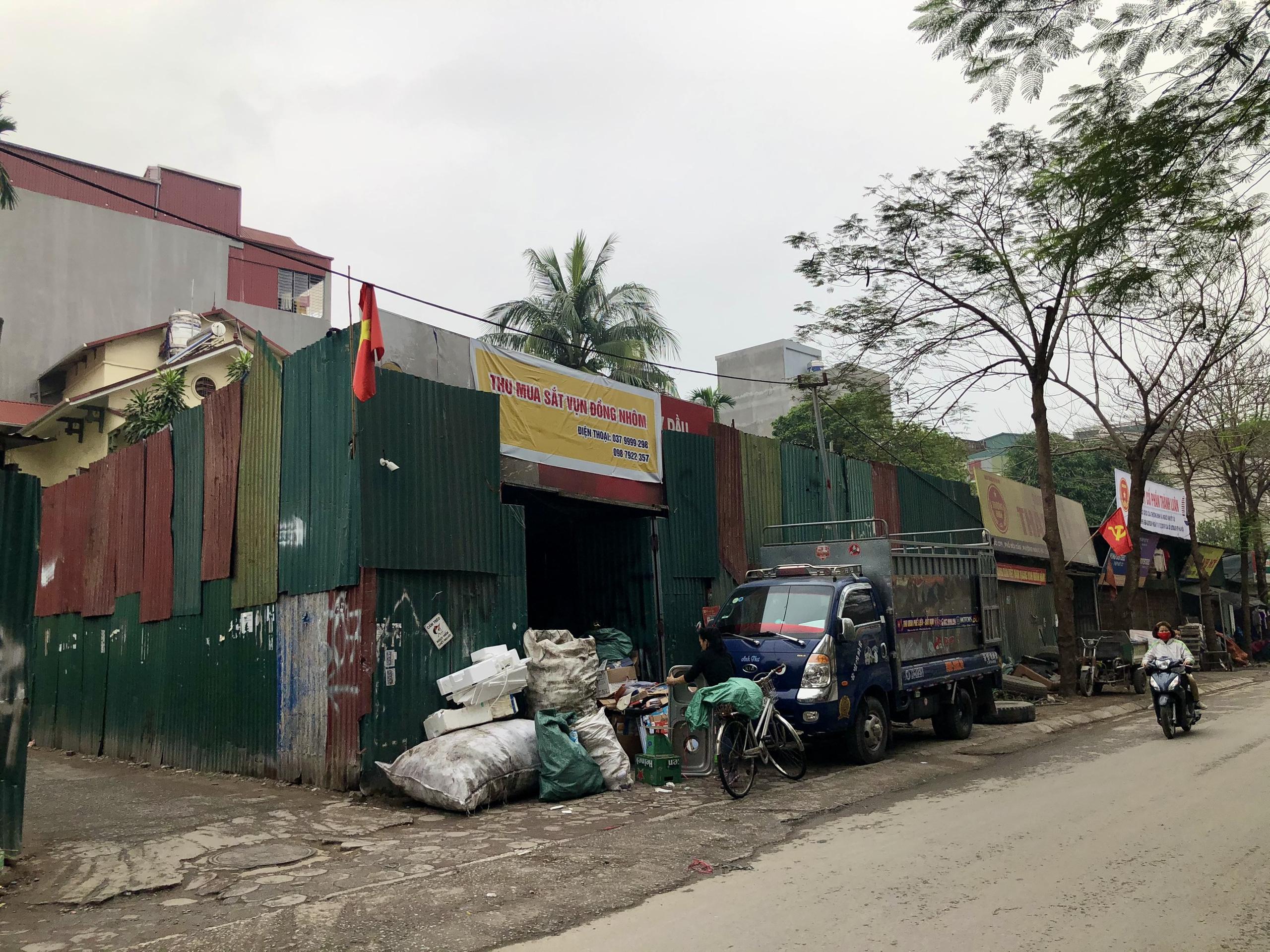 Đường sắp mở theo quy hoạch ở phường Liễu Giai, Ba Đình, Hà Nội (phần 3): Hai đường nối từ Văn Cao đến ngõ 279 Đội Cấn kéo dài - Ảnh 19.
