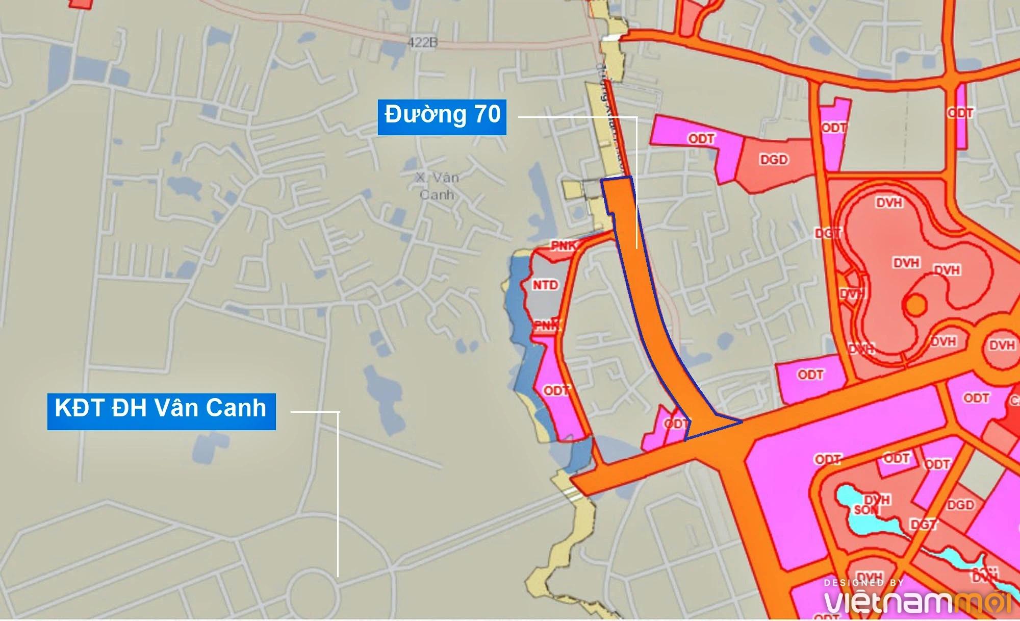 Những khu đất sắp thu hồi để mở đường ở phường Xuân Phương, Nam Từ Liêm, Hà Nội (phần 2) - Ảnh 2.