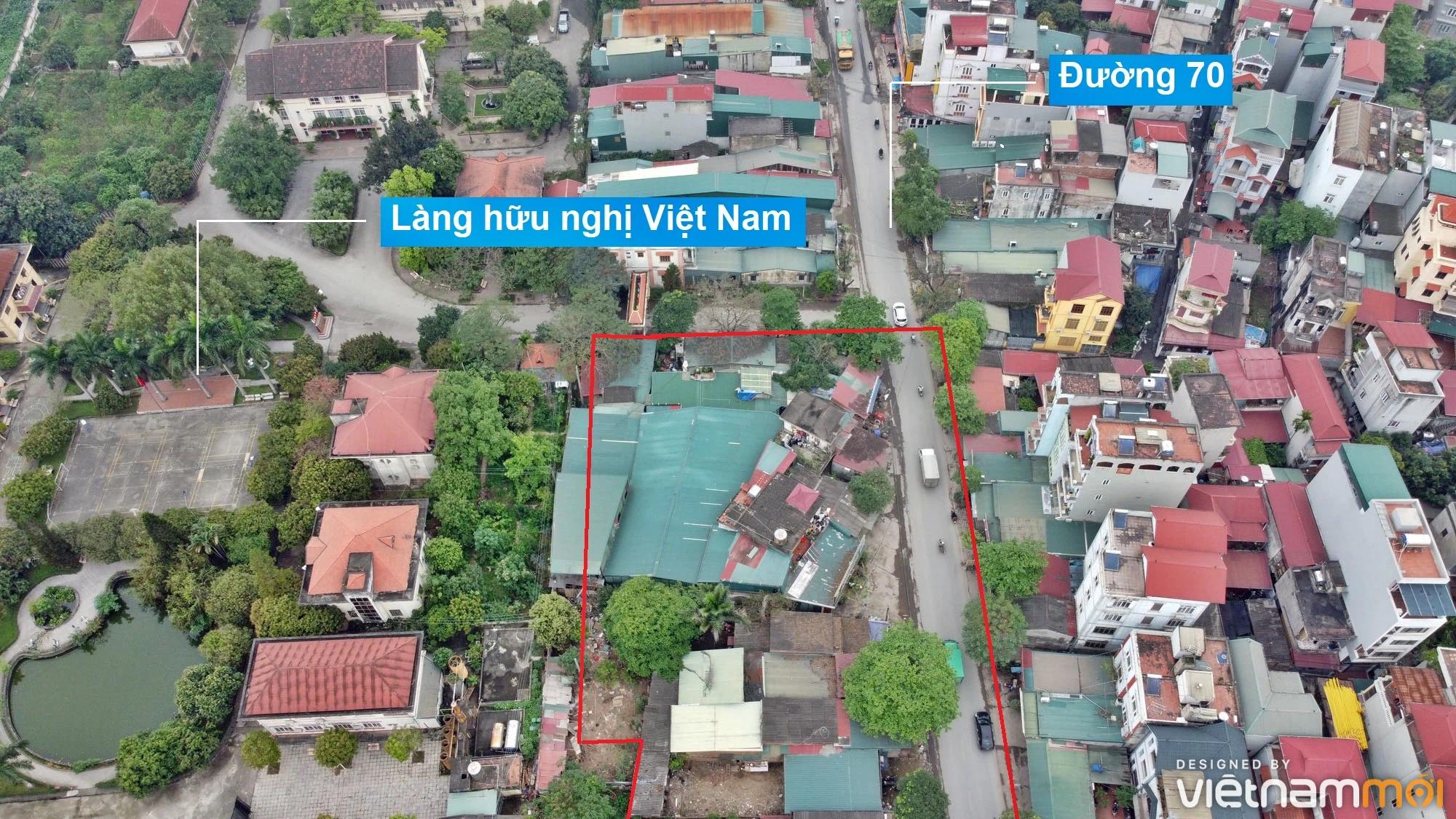 Những khu đất sắp thu hồi để mở đường ở phường Xuân Phương, Nam Từ Liêm, Hà Nội (phần 2) - Ảnh 6.